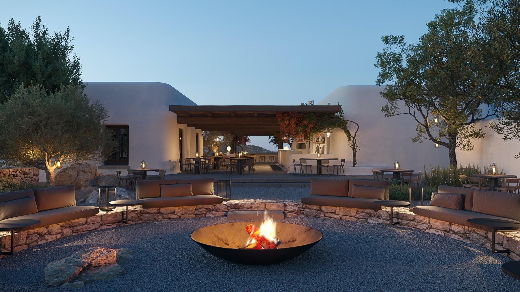 Kalesma, Aloni Suite Lounge